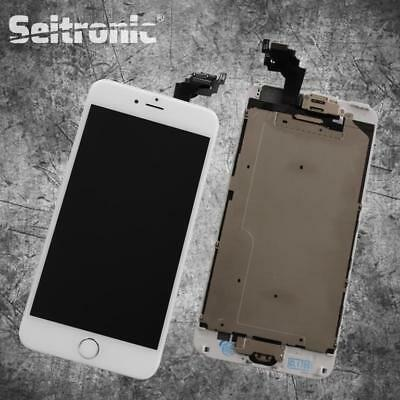 Display iPhone 6 Plus LCD mit RETINA Glas Scheibe Touch VORMONTIERT WEISS WHITE