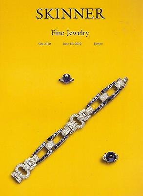 FOUR AUCTION CATALOGS ///  Jewelry & Jewels $104 LARGE Value