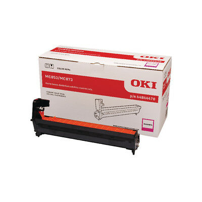 Oki Mc853 Mc873 Drum 30000 Pages Magenta 44844470