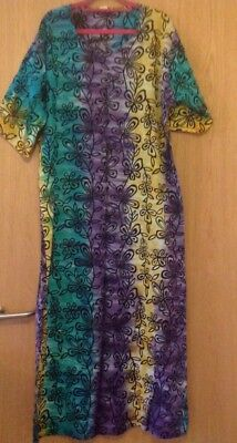 Cotton Kaftan from India
