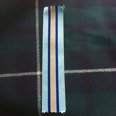 Royal Observer Corps Medal Ribbon