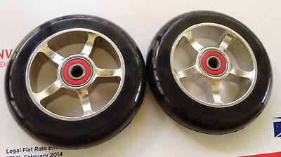 """4"""" x 1""""  Wheelchairs casters-Standard 5/16 Axel TiLite-Quickie"""