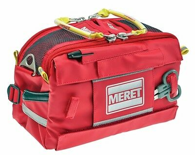 New Meret First-IN Pro Sidepack TS2 Ready Red Infection Control M5110F