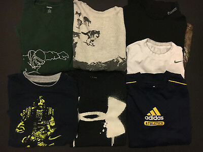 Lot Of Boys Fall Winter Clothing Lot of 28 Size Small 6 7 8