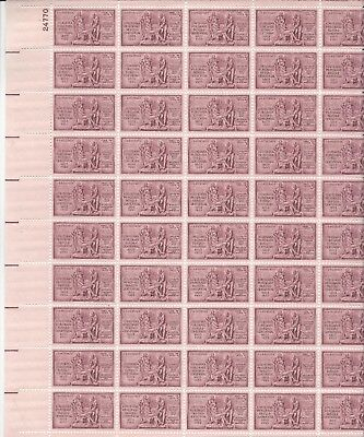 1000 Sheets All 3 Cent Stamps. $1500 Face