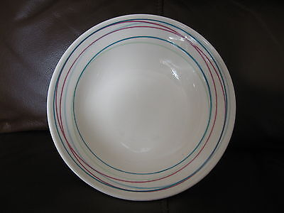 Poole Pottery Freehand Cereal Bowl