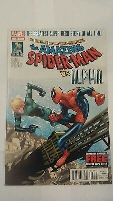 The Amazing Spider-Man Lot #694, 695, 696, 698, 699