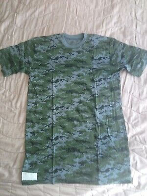 Ukraine Army National Guard Camouflage T-Shirt