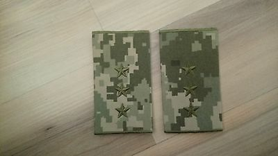 Ukraine Army Rank Insignia Senior Warrant Officer - New Digital Camo