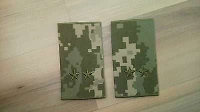 Ukraine Army Rank Insignia Lieutenant - New Digital Camo