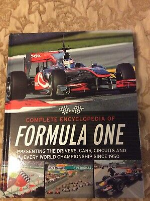 Complete Encyclopaedia Of Formula One