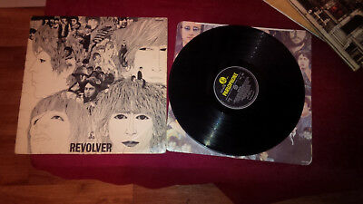 The Beatles Lp Revolver Pmc 7009