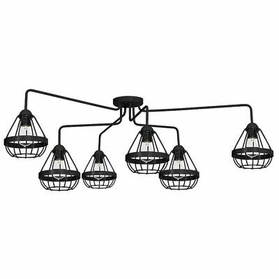 vintage deckenlampe flur lampe 50er 60er teak gestreiftes glas rockabilly mcm eur 40 00. Black Bedroom Furniture Sets. Home Design Ideas
