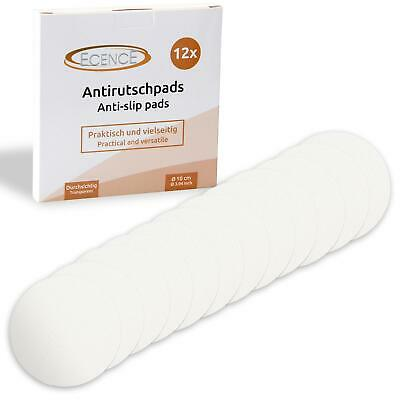 12x anti-slip pads Bathtub shower stairs Anti Slip Mat self-adhesive non-slip