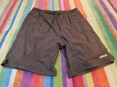 Gents Mans Hind Padded Mountain Bike Shorts.