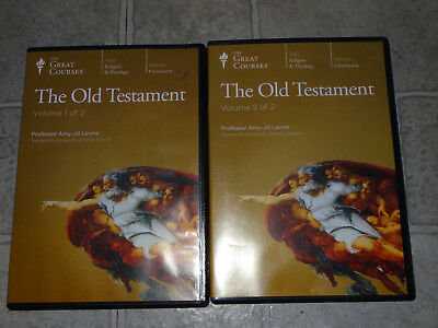 The Great Courses - The Old Testament 12 CD Set