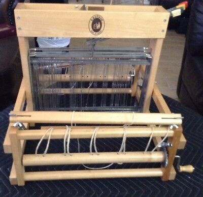 Vintage Leclerc Tabletop Loom 4 Harness  Model Dorothy 15""