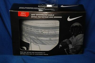 Nike Gridiron Eye Shield NIB