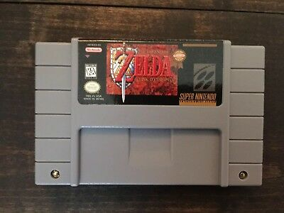The Legend of Zelda: A Link to the Past (SNES) Repro Cartridge