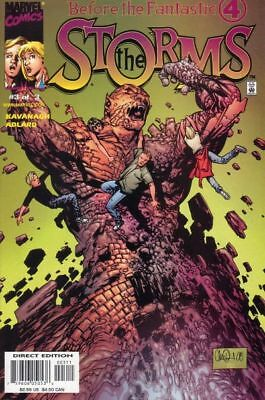 Before the Fantastic Four: The Storms #3 (Feb 2001, Marvel)