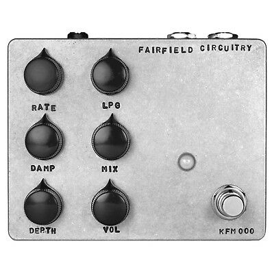 Fairfield Circuitry Shallow Water Modulation Pedal