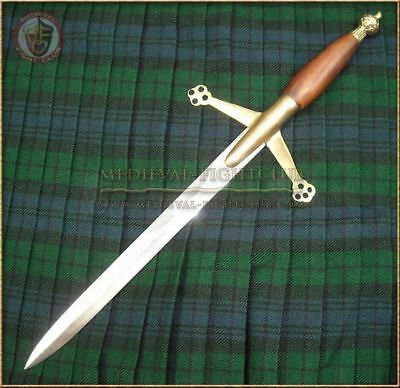 Claymore Scottish Dagger Historical Re-Enactment Weapon