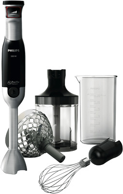 NEW Philips HR1686/98 ProMix Hand Blender with OptiChop