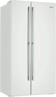 NEW Westinghouse WSE6200WA 620L Side By Side Refrigerator