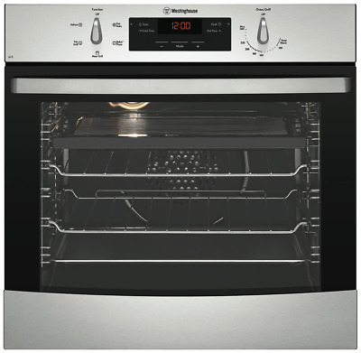 NEW Westinghouse WVE615S 60cm Electric Oven
