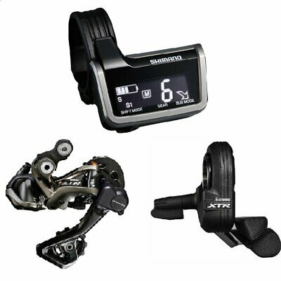 Shimano Xtr 1X11 Spd M9050 Di2 Upgrade Kit Group Set Brand New