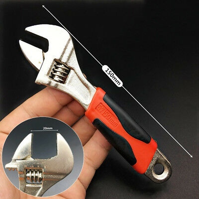 1PC 4' 6' 8' 10' 12' Adjustable Mini Miniature Steel Spanner Wrench Model