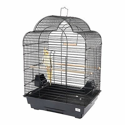 Pet Ting Primrose Cage for Budgie Cockatiel Lovebird Etc Small Parrots - Strong