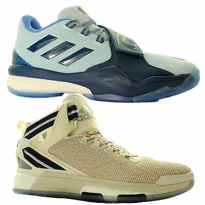 adidas Derrick Rose Basketball Boots~RRP £99.99~NOW ONLY £29.99~2 STYLES
