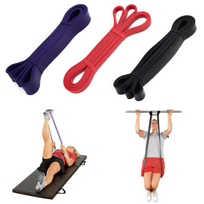 208CM Pull Up Assist Band-Heavy Duty Resistance Bands use for Loop Power Gym