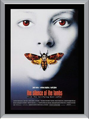 Silence Of The Lambs A1 To A4 Size Poster Prints