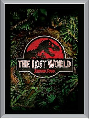 Jurassic Park The Lost World A1 To A4 Size Poster Prints