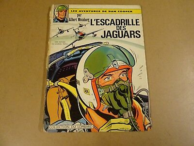 Bd Eo Collection Du Lombard / Dan Cooper - L'escadrille Des Jaguars