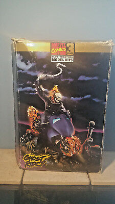 Ghost Rider Glue Together Plastic Model Kit, by Marvel Comics