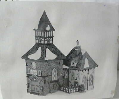 Department 56 - The Olde Camden Town Church - Dickens Village 58346