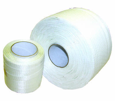 "Boat, Marine Shrink Wrap Packing Woven Cord Poly Strapping3/4""x300'"