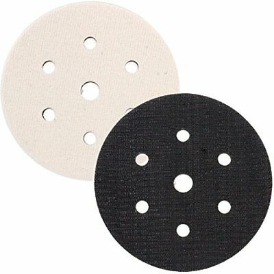 6in x 7/16in 10mm Thick DA Polisher and Sander Soft Interface Pad, New