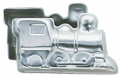 Wilton Choo-Choo Train Set Novelty Cake Pans, New