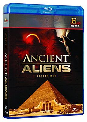 Ancient Aliens: Season 1 Blu-ray Round Cake Pans, New
