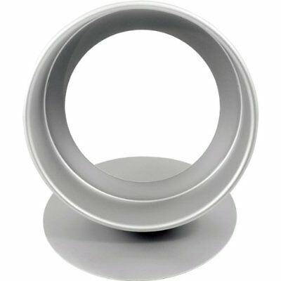 Fat Daddio's Anodized Aluminum Round Cheesecake Pan 8in by 3in, New