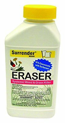 CONTROL SOLUTIONS Eraser 41pct Systemic Weed Control Concentrate, New