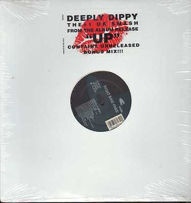 """12"""" Us**right Said Fred - Deeply Dippy (Charisma '92 / Sealed)***7046"""
