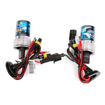 2x H7 55W HID Xenon Bulbs Car Auto Headlight Conversion Light Lamp 6000K