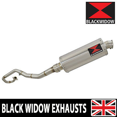 Wr 125 X R Exhaust System Decat + 300Ss Stainless Silencer 2009-2018