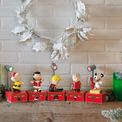 Peanuts® Christmas Dance Party Special Edition Collector's Set - 8 Pieces