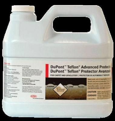 DuPont Teflon Advanced Carpet & Upholstery Protector *1 CASE/4 GALLONS*